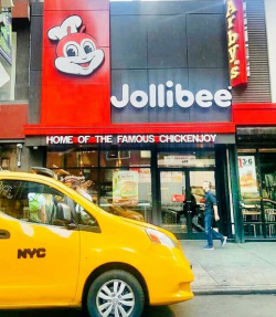 Jollibee New York #chickenjoy